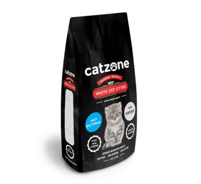 Catzone Cat Litter Antibacterial Άμμος Γάτας 10kg