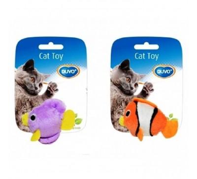 Duvo Παιχνίδι Γάτας Ψαράκια