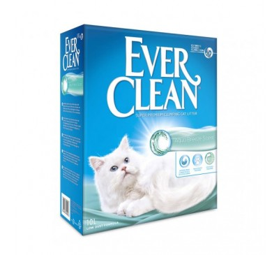 Everclean Aqua Breeze Άμμος Γάτας 10L