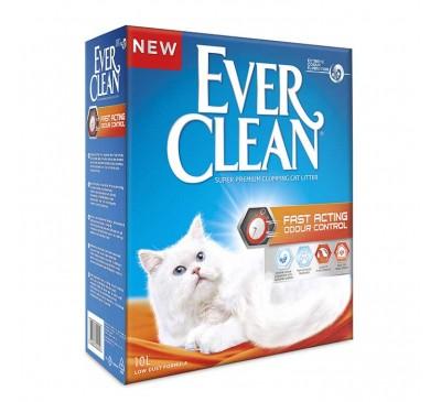 Everclean Fast Acting Άμμος Γάτας 10L