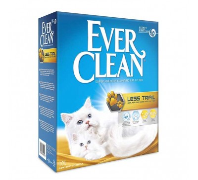 Everclean Less Trail Άμμος Γάτας 10L