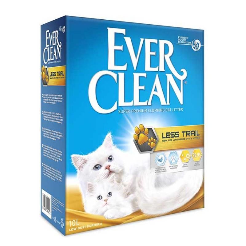 Everclean Less Trail Άμμος Γάτας 10L