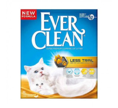 Everclean Less Trail Άμμος Γάτας 6L
