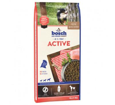 Bosch Κροκέτα Σκύλου Active 15kg
