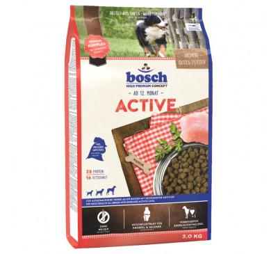 Bosch Κροκέτα Σκύλου Active 3kg