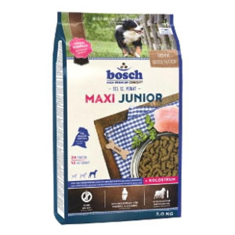 Bosch Κροκέτα Σκύλου Maxi Junior 3kg