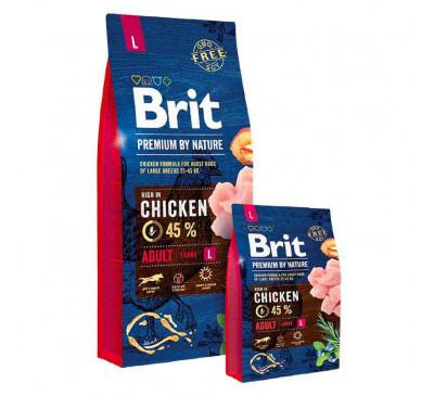 Brit Premium Dog by Nature Adult Large 3kg