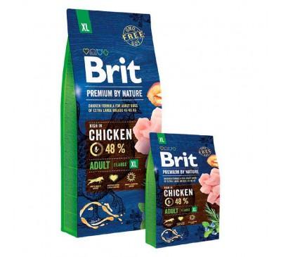 Brit Premium Dog by Nature Adult ΧL 15kg