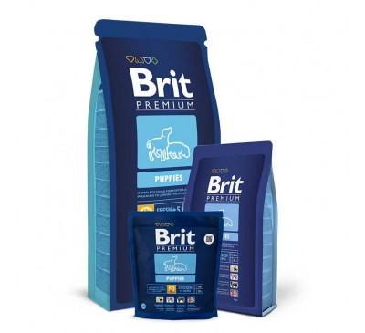 Brit Premium Dog by Nature Puppies 15kg