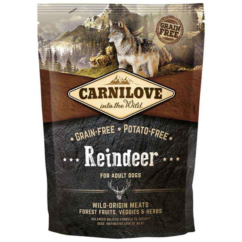 Carnilove Dog Adult Reindeer 1,5kg