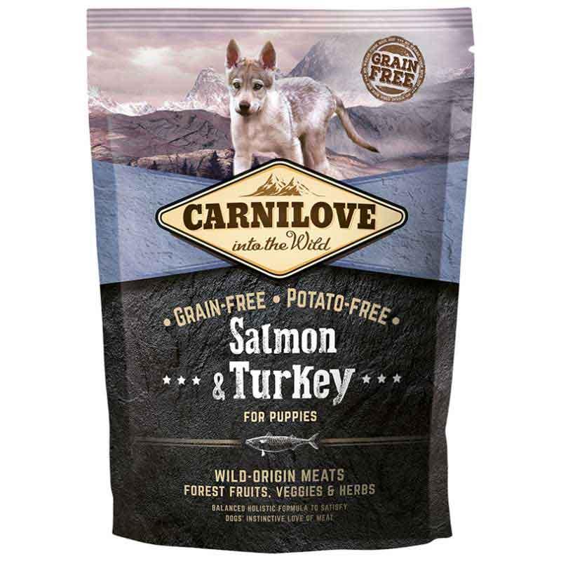 Carnilove Dog Puppies Salmon 1,5kg