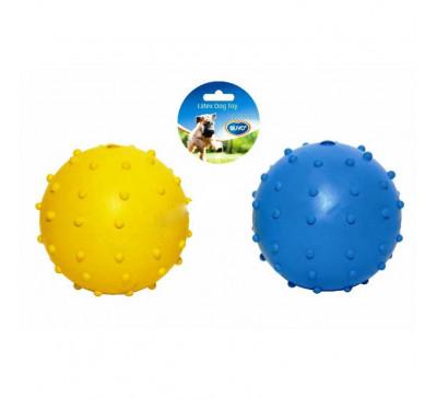 Duvo Παιχνίδι Σκύλου Λαστιχένιο Μπάλα με Καρφάκια 5εκ.