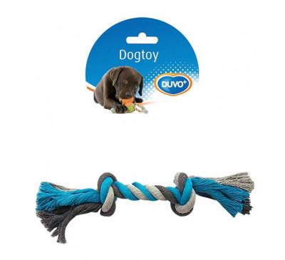 Duvo Παιχνίδι Σκύλου Σχοινί με 2 Κόμπους 26εκ.
