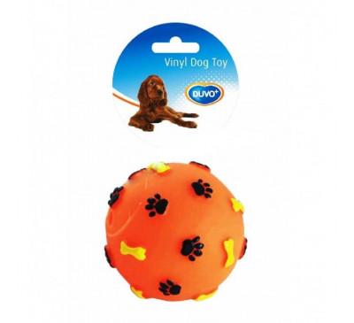 Duvo Παιχνίδι Σκύλου Βινυλίου Μπάλα 9εκ.