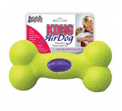 Kong Air Squeaker Bone Large Παιχνίδι Σκύλου