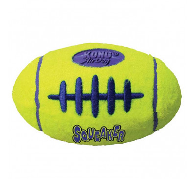 Kong Air Squeaker Football Medium Παιχνίδι Σκύλου