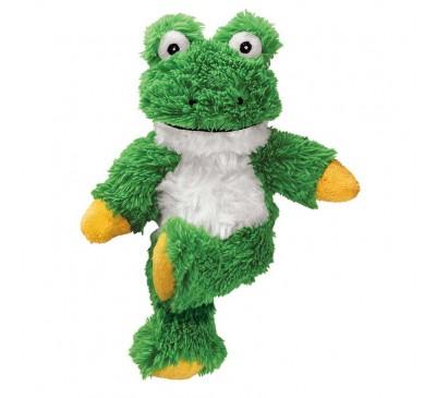 Kong Cross Knots Frog Small/Medium Παιχνίδι Σκύλου Βάτραχος