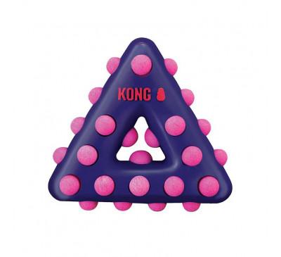 Kong Dotz Triangle Large Παιχνίδι Σκύλου Τρίγωνο