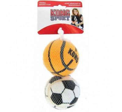 Kong Sport Balls Large Παιχνίδι Σκύλου 2pcs