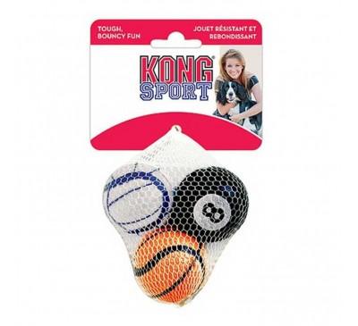 Kong Sport Balls Small Παιχνίδι Σκύλου 3pcs