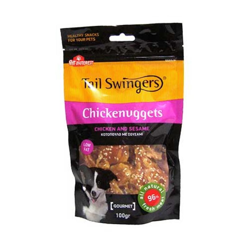 Pet Interest CheeseNuggets Τυρομπουκιές με Σουσάμι 100gr