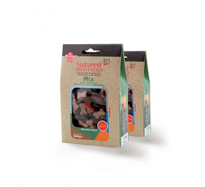 Pet Interest Naturest Fresh Energy Healthy Blend of Cereals With Chicken Beef Lamb Salmon 200gr