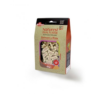 Pet Interest Naturest Healthy Blend of Cereals With Salmon And Rice 125gr