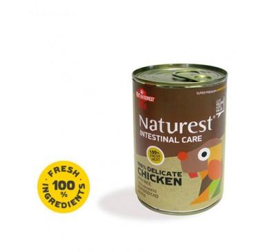 Pet Interest Naturest 100% Εκλεκτό Κοτόπουλο με Ρύζι 400gr