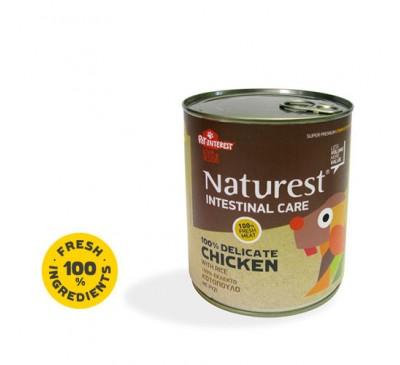 Pet Interest Naturest 100% Εκλεκτό Κοτόπουλο με Ρύζι 800gr