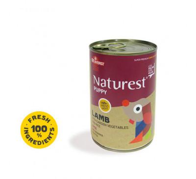 Pet Interest Naturest Puppy Αρνί με Λαχανικά & Ρύζι 400gr