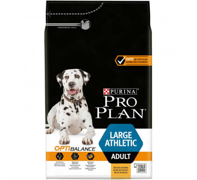 Pro Plan Dog Adult Large Athletic Optibalance 3kg