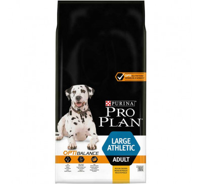 Pro Plan Dog Adult Large Athletic Optibalance 14kg