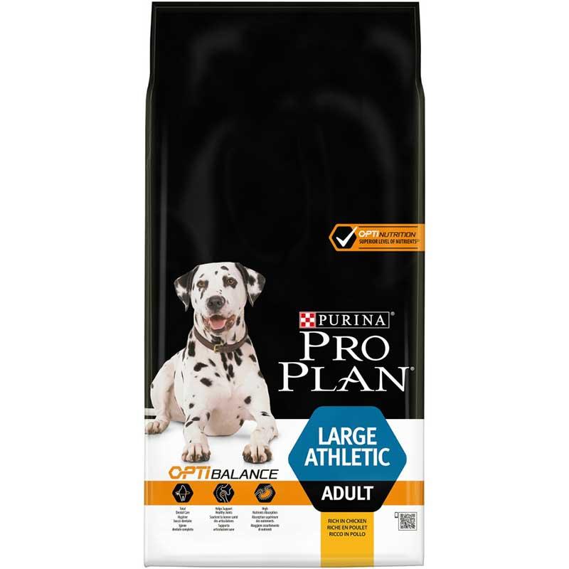 Pro Plan Dog Adult Large Athletic Optibalance 14kg