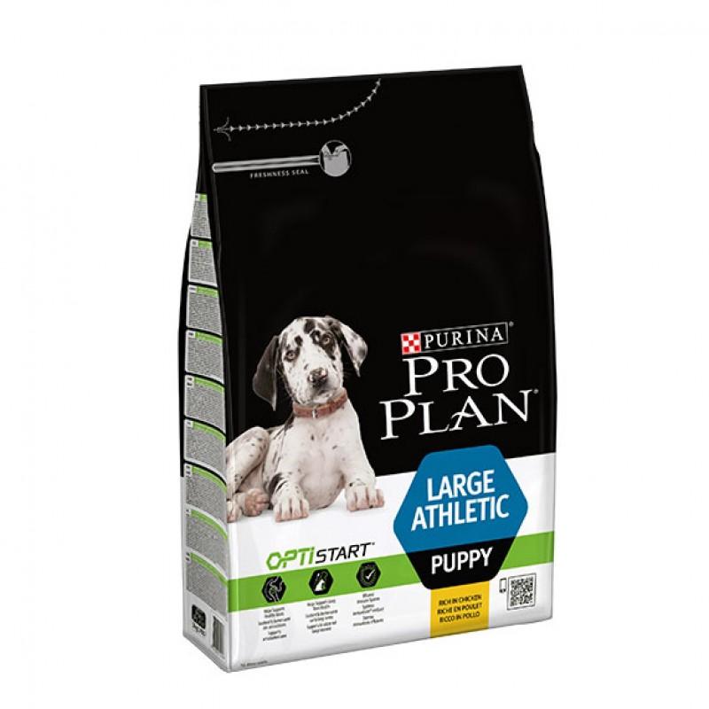 Pro Plan Puppy Large Athletic Optistart 3kg