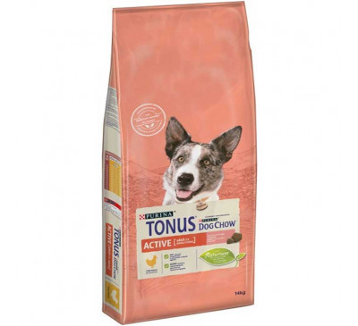 Tonus Dog Chow Active Chicken 14kg