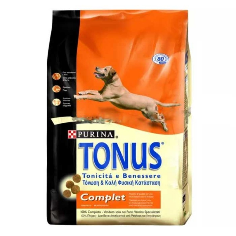 Tonus Dog Chow Adult Complet Chicken 14kg