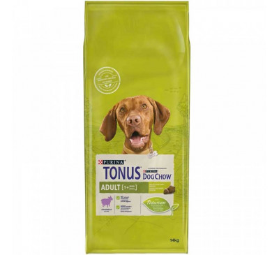 Tonus Dog Chow Adult Lamb 14kg