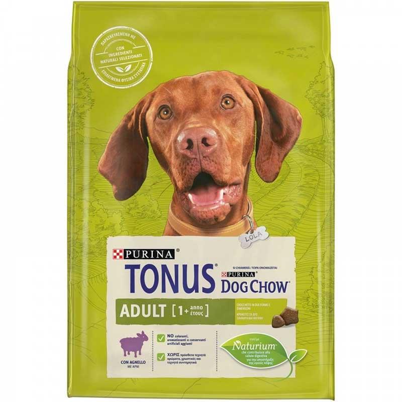 Tonus Dog Chow Adult Lamb 2,5kg