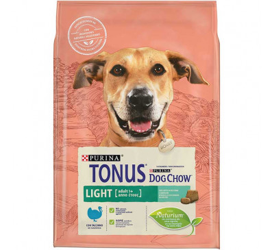 Tonus Dog Chow Adult Light Turkey 2,5kg