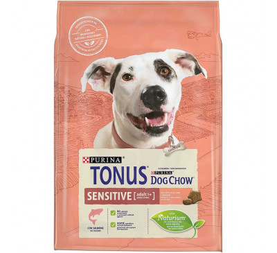 Tonus Dog Chow Adult Sensitive Salmon 2,5kg