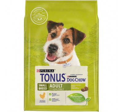 Tonus Dog Adult Small Breed Chicken 2,5kg