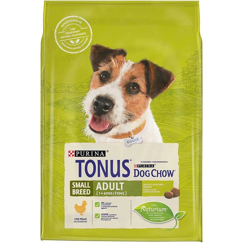 Tonus Dog Adult Small Breed Chicken 2,5kg