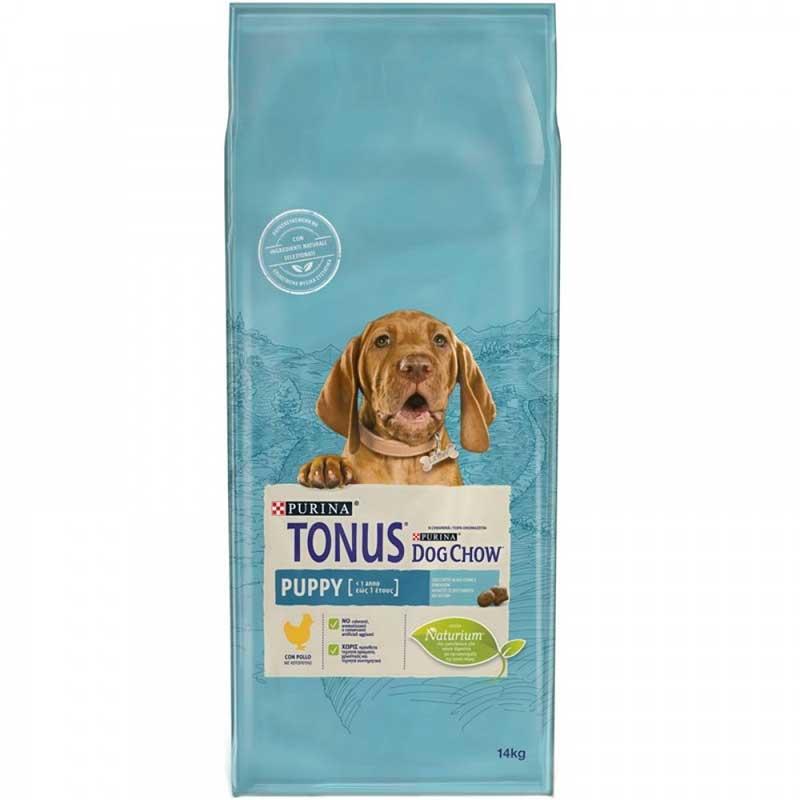 Tonus Dog Chow Puppy Chicken 14kg