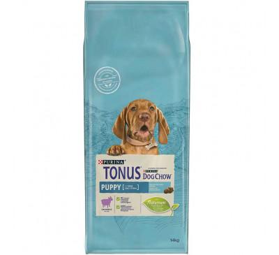 Tonus Dog Chow Puppy Lamb 14kg